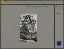 Bouddha de la pagode de shweginyo