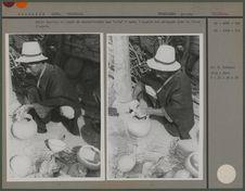 """Julio Sanchez en train de confectionner une """"olla&quot"""