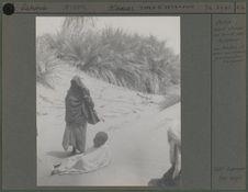 Sara, point d' eau au nord du Kaouar