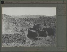 Les ruines du village d'Aquellal (Aïr nord)