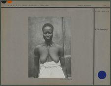 Femme de Porto-Novo, type fon