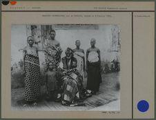 Gbaguidi Goumon-Ouan, roi du Savalou
