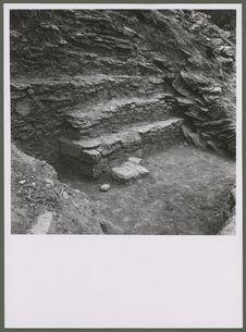Pyramide I. Façade ouest.