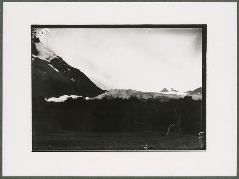 Glacier du Mont Darwin