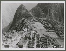 Machu Picchu. Vue générale