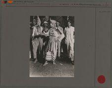 Danseurs hindous