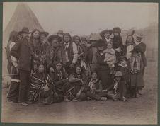Le cirque de Buffalo Bill