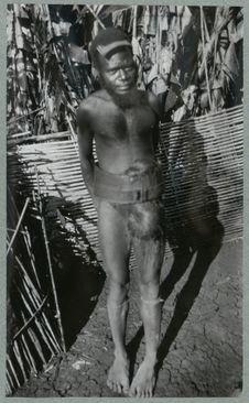 San titre [Nagapat, chef du village de Tenmaru]