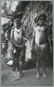 La fille de Nagapat, chef des Big Nambas