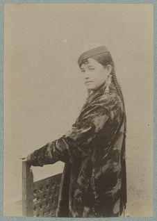 Samarkand [femme]
