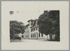 Les bureaux du Gouvernement Général