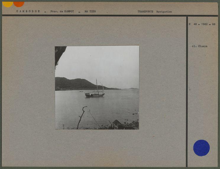 La baie de Han Tien