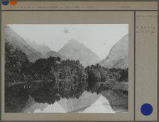 Paysage de la presqu'île de Taiarapu