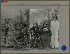 Groupe de tahitiennes