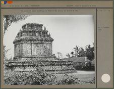 Une partie du temple bouddhique