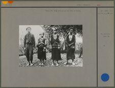 Femmes Muc Chin sous-groupe des Akha ou Khako