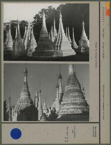 Stupas du village de Kalam