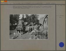"""""""Rath"""", sanctuaires monolithes en forme de chars sacrés"""