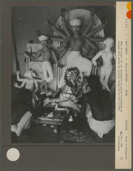 Fête de Durga