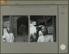 """""""Pore"""", (caste des Porima) Intouchable au temple Hindou des bords de..."""