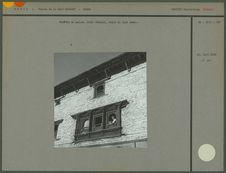 Fenêtre de maison riche thakali, copie du type newar