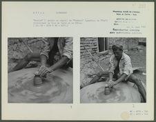 """""""Kumale"""" de """"Thahiti"""" au tour en terre et au bâton"""