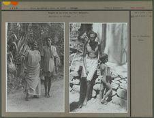 Couple de la tribu des Peri Malayali