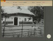 Maison dans un village Santal