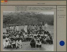 Différents groupes de Bhils
