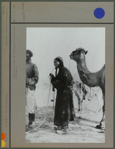Mongols de le région de Singsingsia