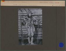 Costume de chasse d'un Orotchone