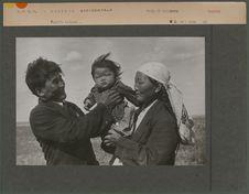 Famille kalmouk