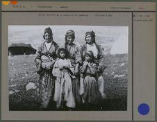 Kurdes Bourouki de la région du lac Gotchai