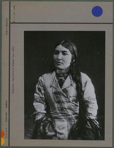 Kalam-Bibi, femme Sarte de Tachkent