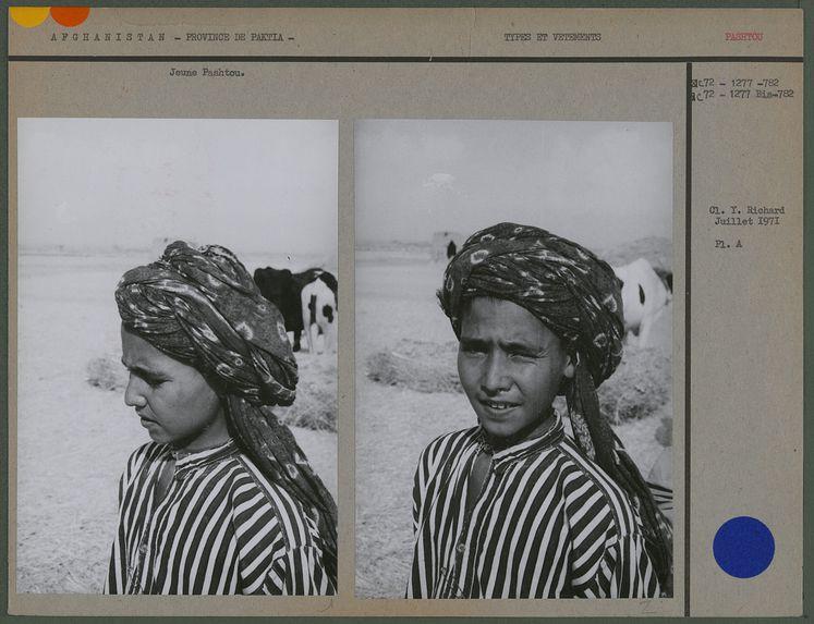 Jeune Pashtou