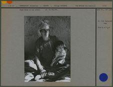 Femme kurde et son enfant