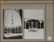 Mosquée du Sultan Ahmet ou Mosquée Bleue