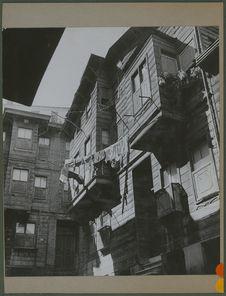 Anciennes demeures à Eyüp