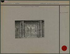 Salle hypostyle du temple d'Hathor