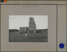 Mosquée près du ksar des Merabtines