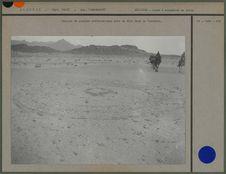 Cercles de pierres préislamiques près de Biri dans le Tefedest