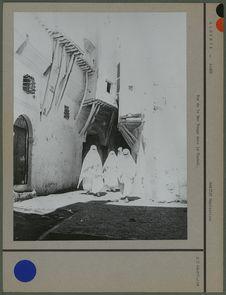 Rue de la Mer Rouge dans la Casbah