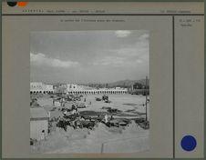 Le marché sur l'ancienne place des chameaux