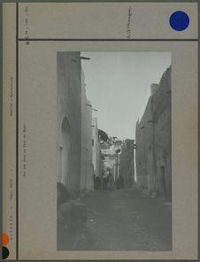 Une rue du ksar du Mzab