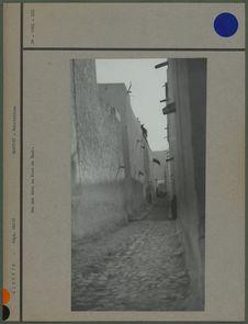 Une rue dans un ksar du Mzab