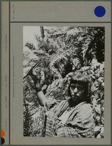 Berberophone de la région d'Ouled Djerir