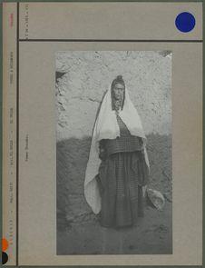 Femme chaamba