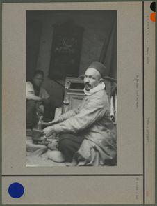 Bijoutier juif du Mzab