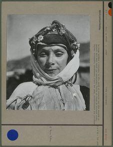 La femme berbère