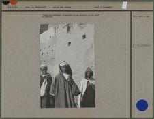 Types de berbères et de juif